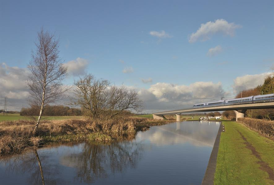 HS2 Design Panel members named. Image: HS2
