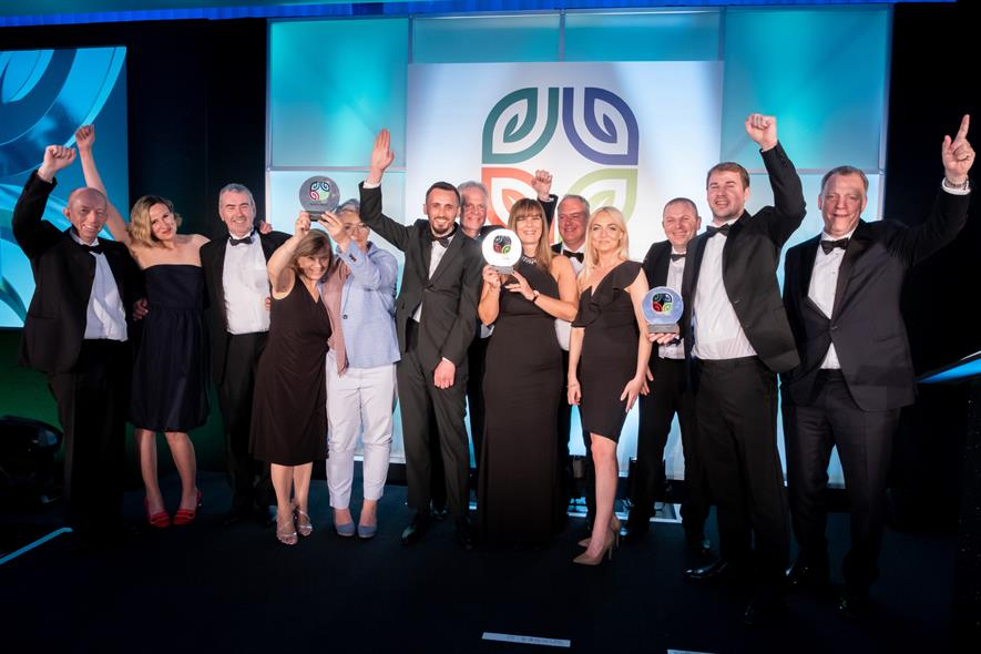 Horticulture Week Business Awards 2019