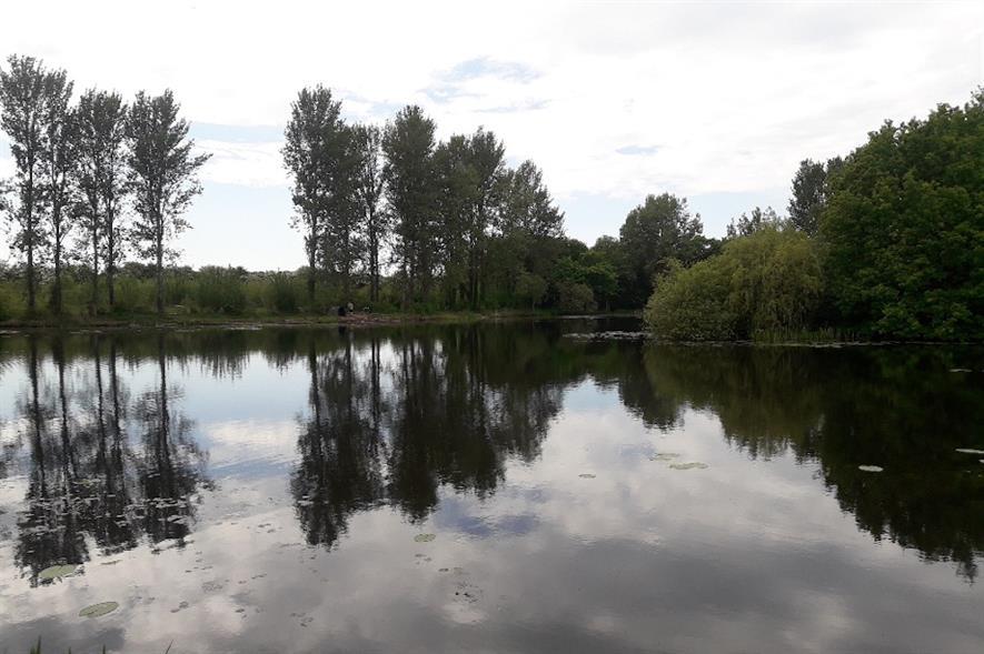 Halsnead Garden Village site, Merseyside - credit: The Parks Trust