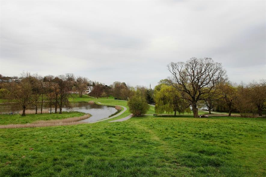 Hampstead Heath. Image: City of London Corporation