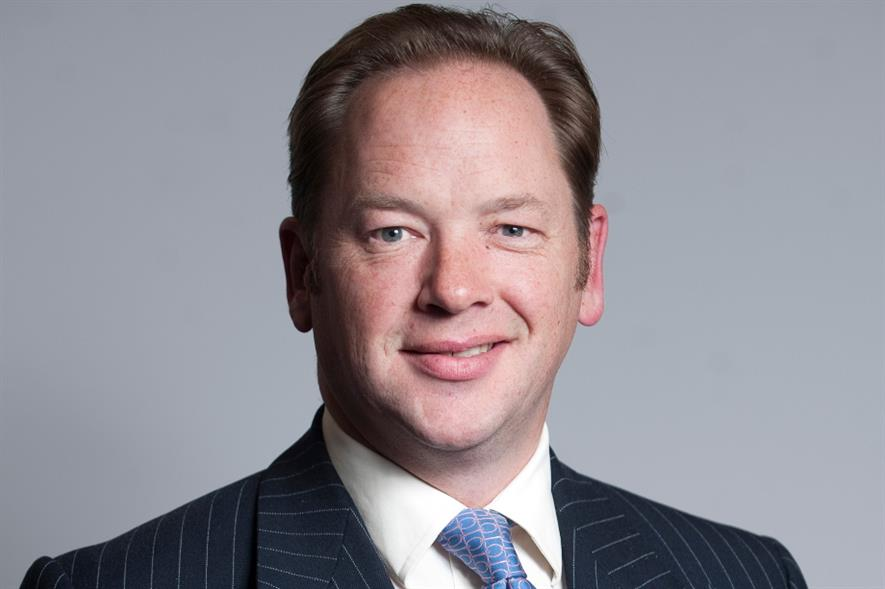 Harry Legge-Bourke has been appointed as a non-executive director - credit: Tilhill