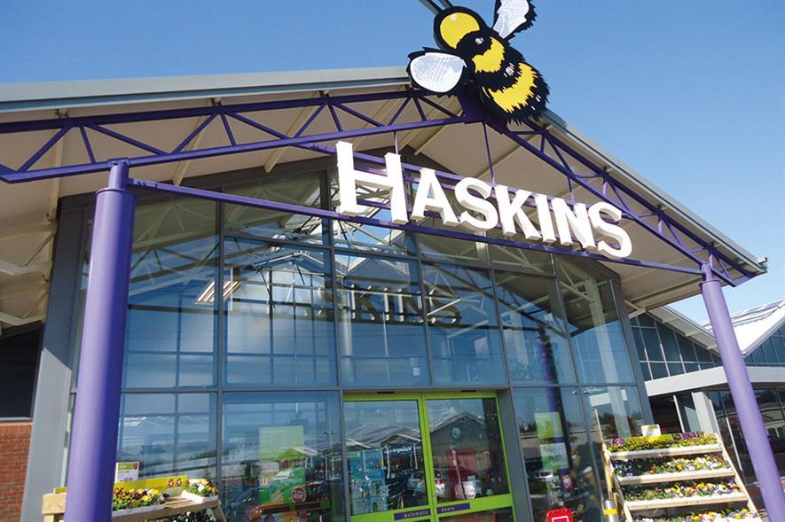 Haskins Roundstone garden centre
