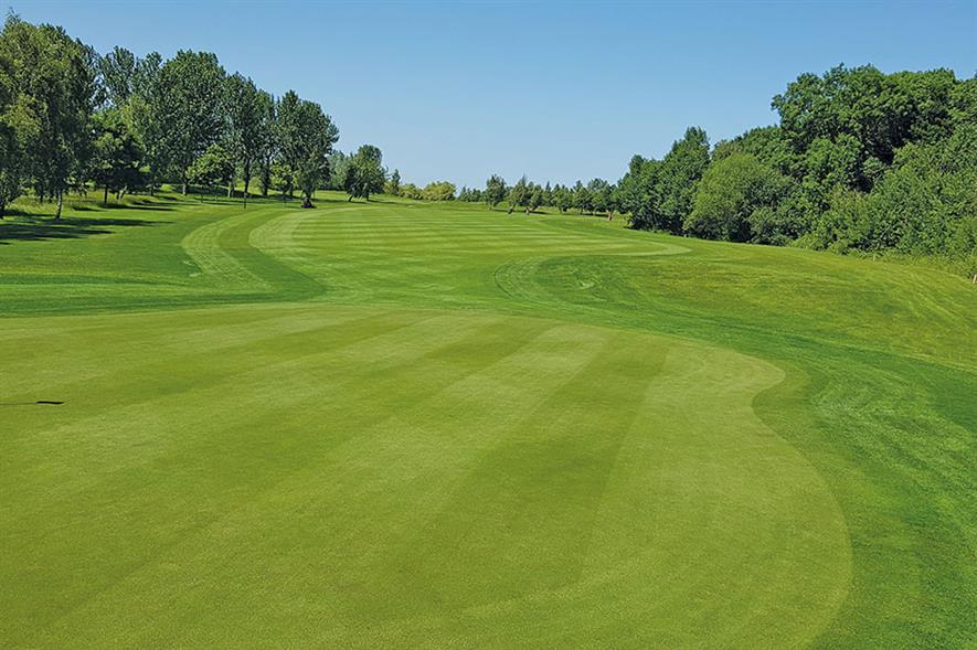 Stratford Oaks golf course - credit: Headland Amenity