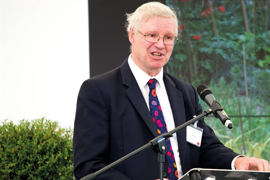Lord Crisp: event hosted by former NHS chief executive - image: HW