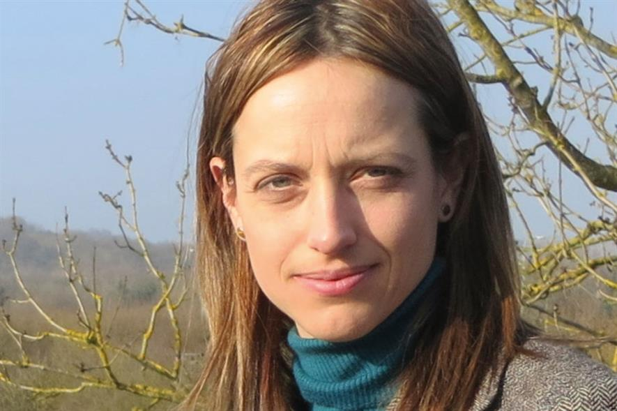 Conservative MP for Faversham & Mid Kent Helen Whately