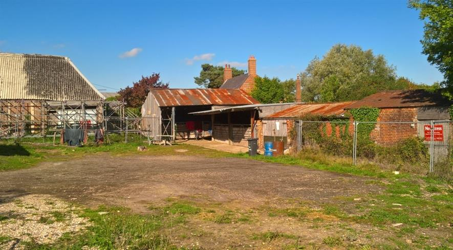 Hicks Farm in Bournemouth was once a thriving working farm. Image: Bournemouth Borough Council