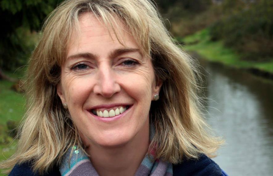 Hilary McGrady. Image: National Trust