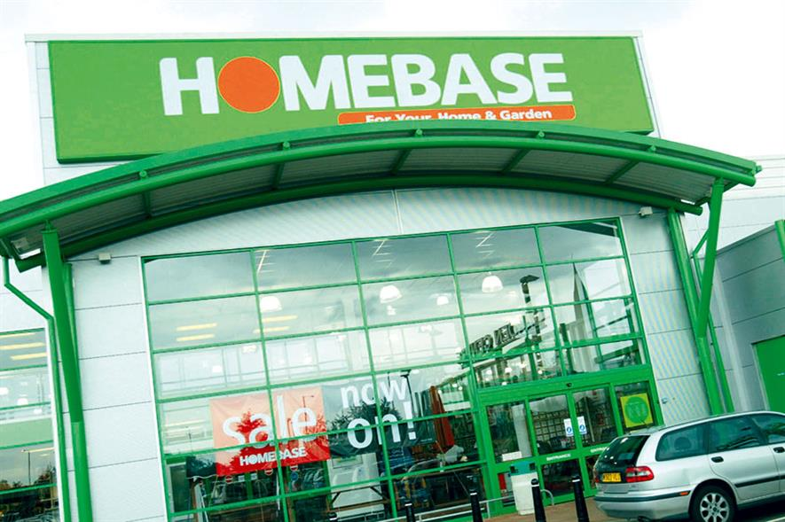 Homebase: report highlights major differences compared with customer proposition of Bunnings in Australia