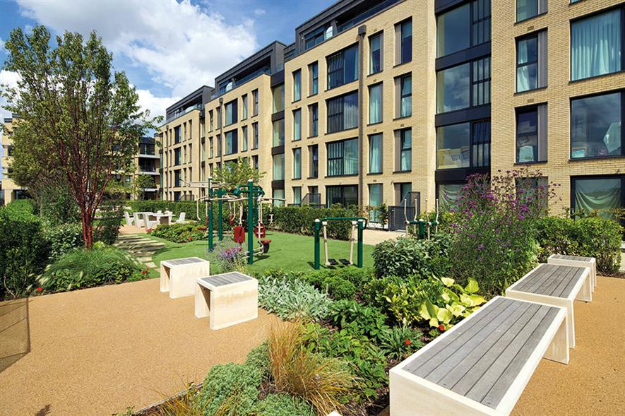 Housing: developers such as Barratt London are key source of business - image: Barratt London