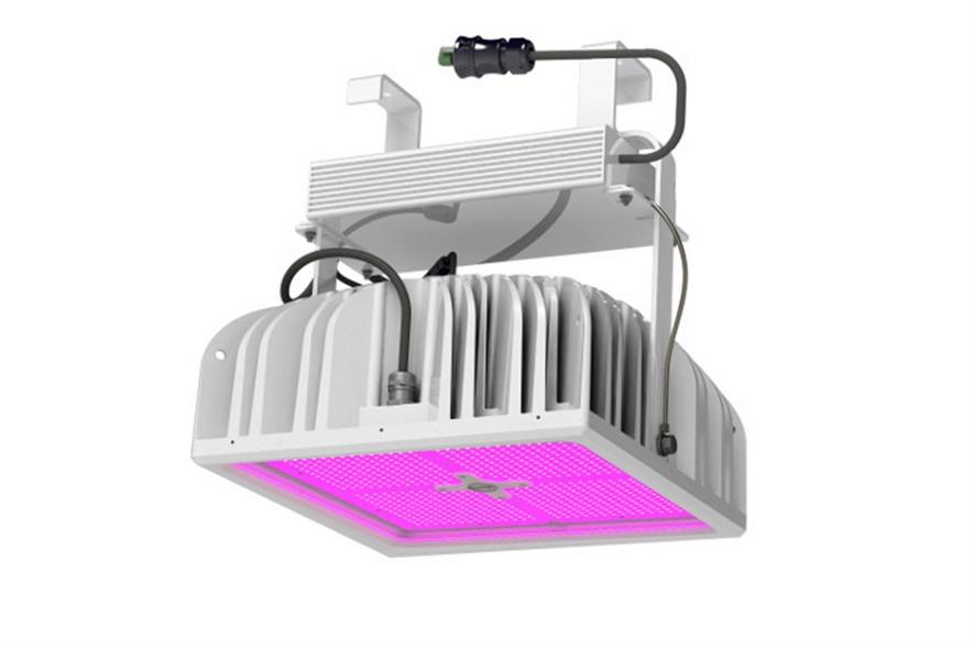 The Hyperion 1750 LED grow light - image:Plessey