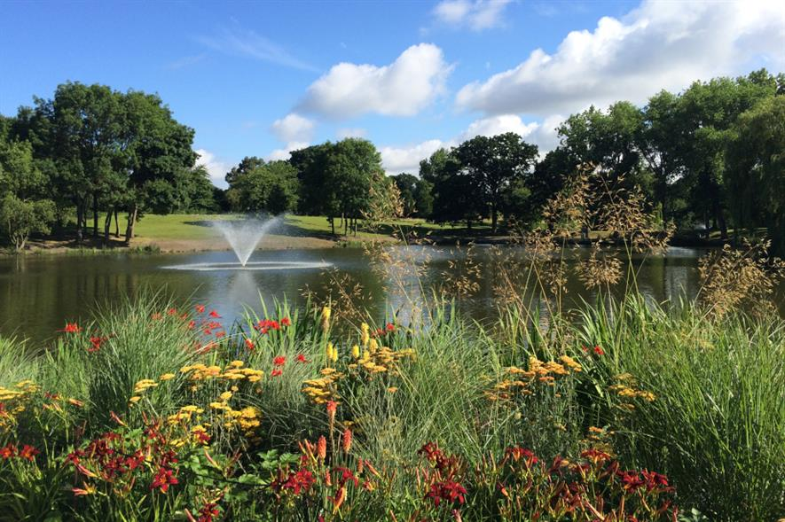University of Essex Wivenhoe Park, Colchester - credit: Keep Britain Tidy