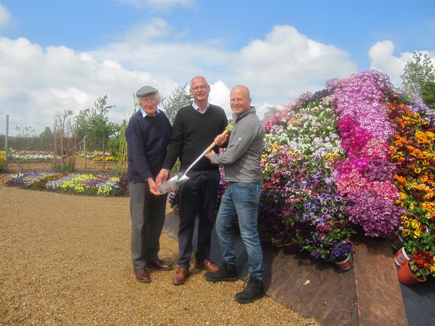 Peter Seabrook, Colin Turvey, Stuart Lowen