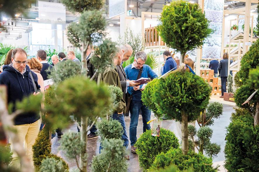 IPM Essen: modernised Messe Essen site will offer more spacious stalls - image: © Messe Essen