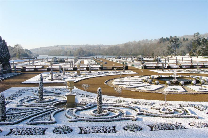 Trentham Gardens: attraction has been open all year round since 2004 reopening
