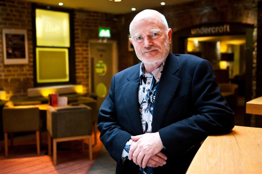 Jim Beirne MBE is the founding chair of the Newcastle Parks Trust. Image: supplied