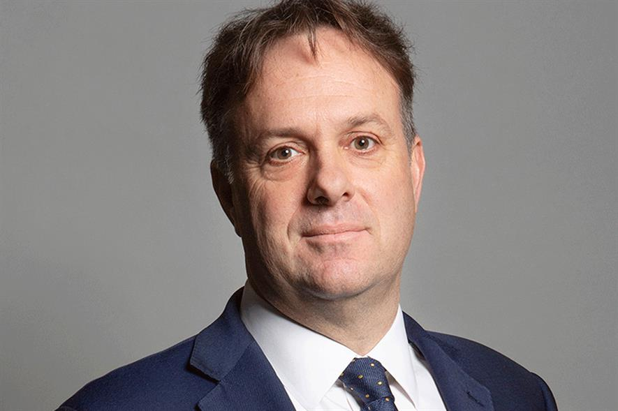 Julian Sturdy MP - credit: David Woolfall (CC by 3.0)