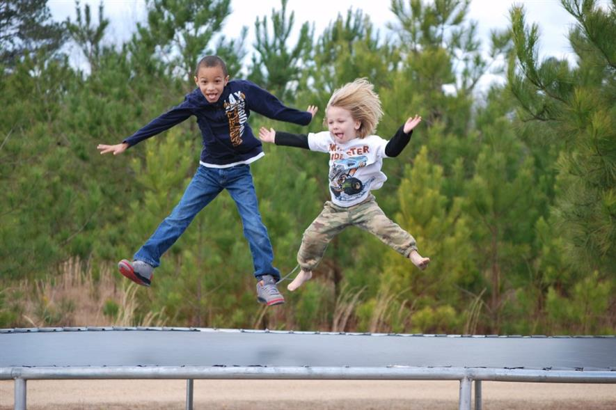 APPG encourages risky play. Image: MorgueFile