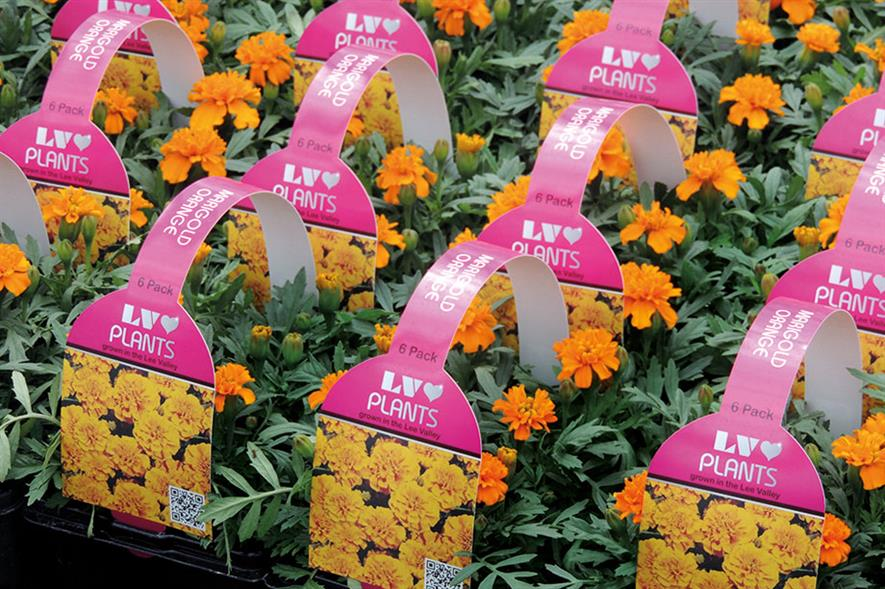 Hortipak: reports increasing demand from growers and retailers for lock-in labels