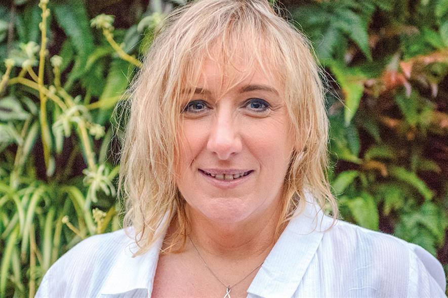 Perennial senior development manager Laura Garnett