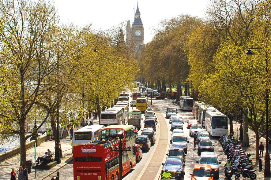 London: aim is now to boost tree coverage by five per cent by 2020 after pledge to plant two million was scrapped - image: Alan Morton