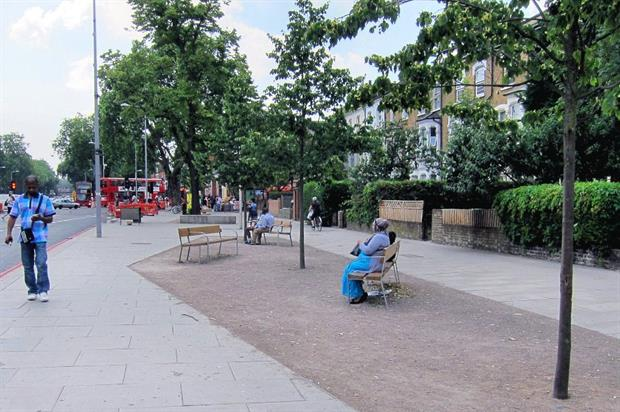 Street trees benefit both people and the environment. Image: HW