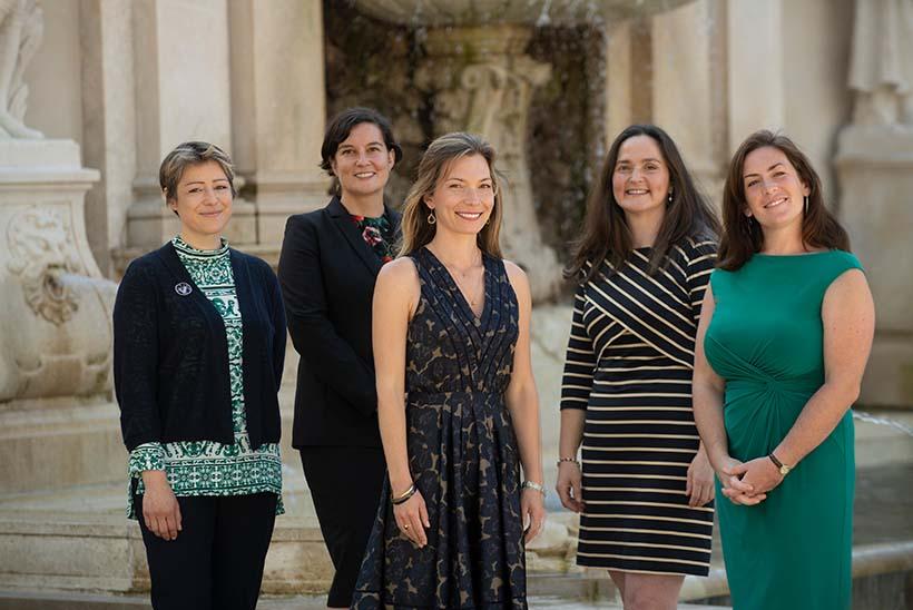 The Longwood Fellows Program 2018-19 cohort