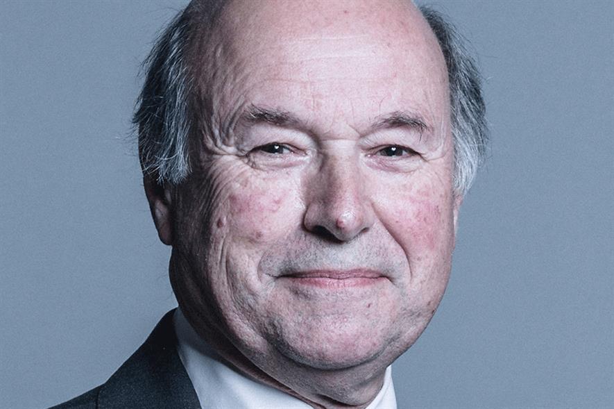 Lord Gardiner - credit: Chris McAndrew (CC by 3.0)