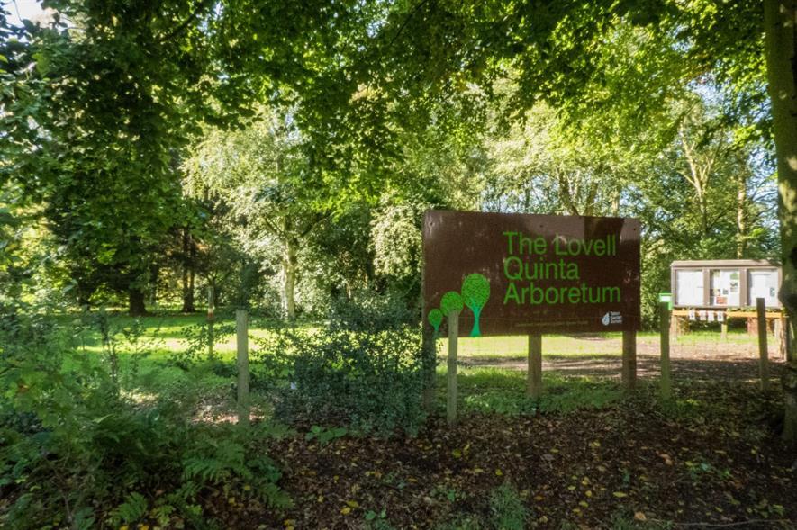 Lovell Quinta Arboretum - credit: John Harradine