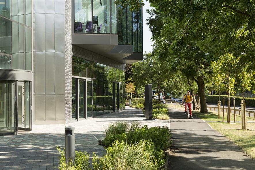 Bright Building, Manchester Science Park - Paul Karalius