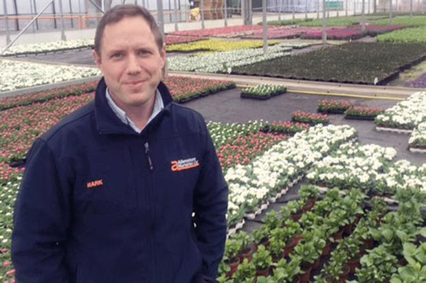 Allensmore MD Mark Taylor - image: Allensmore Nurseries