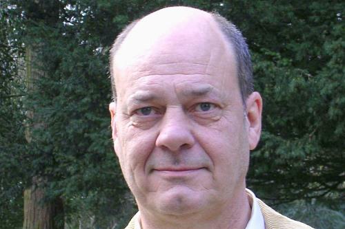Dr Mark Johnston - image:Myerscough COllege