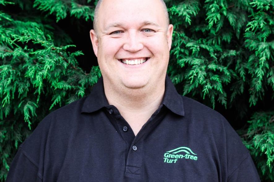 Mark Wood. Image: Green-tree
