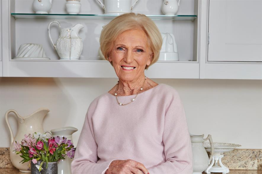 National Garden Scheme president Mary Berry launches The Great British Garden Party - credit: Georgia Glynn-Smith