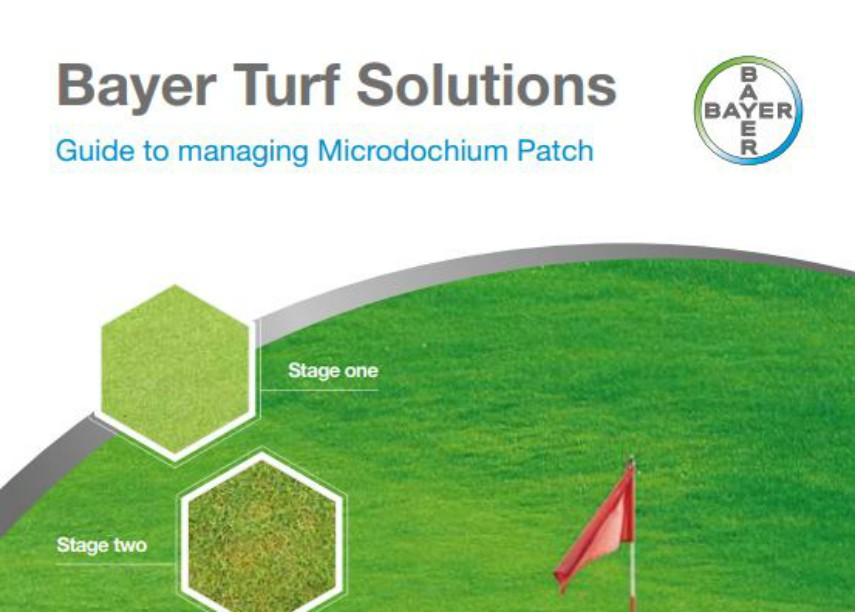 The cover of the guide, available at Saltex. Image: Bayer