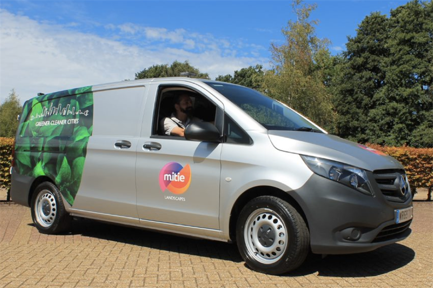 Mitie recently launched its Plan Zero City Landscaping Service - credit: Mitie