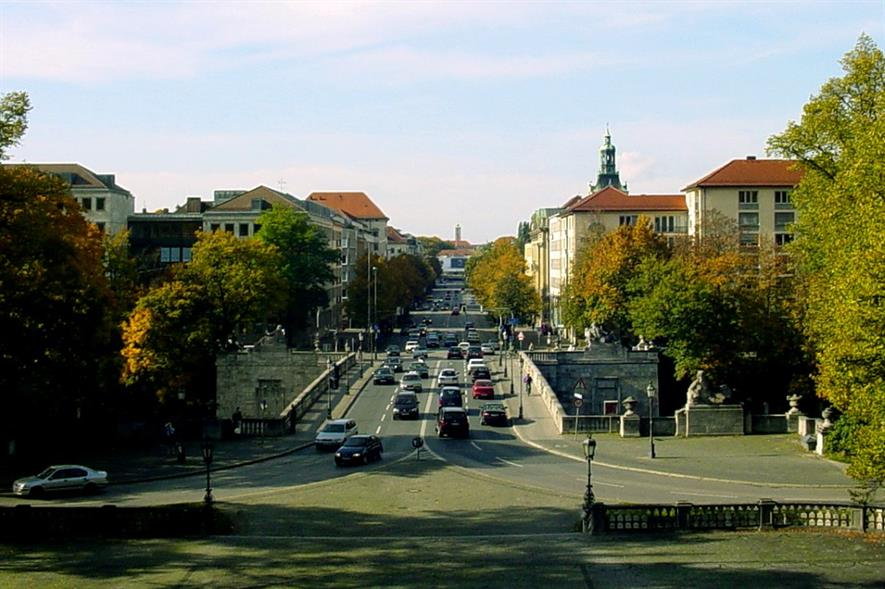 Munich - image: Sergei Gussev (CC BY 2.0)
