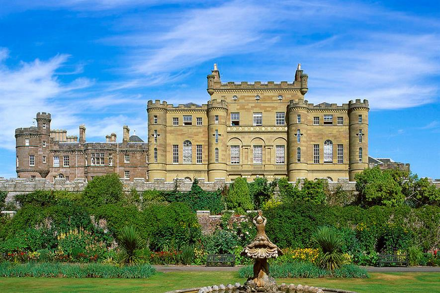 Culzean Castle in Ayrshire - credit: National Trust for Scotland