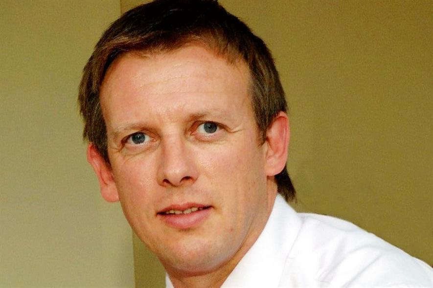 Neil Fedden, owner & managing director, Fedden USP - image: Fedden USP