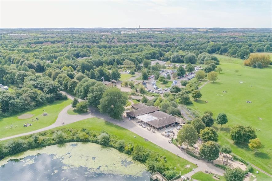 Nene Park - image: Nene Park