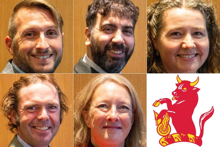 Butler, Cappalonga, Harrison, Langdale, MacLennan - images: Nuffield Farming Scholarship Trust