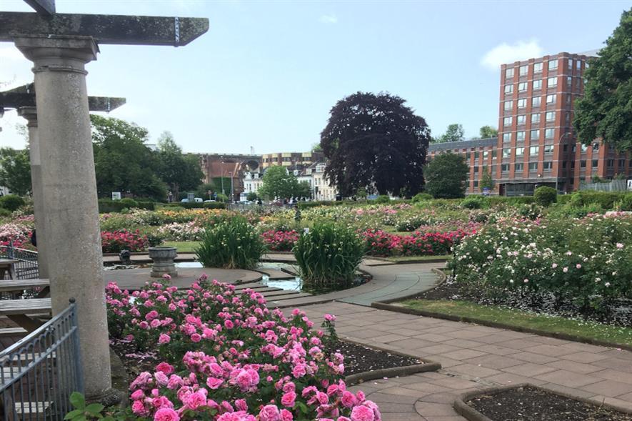 Preston Park, Brighton