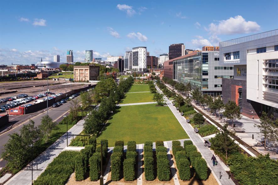 Eastside City Park - all images: Patel Taylor