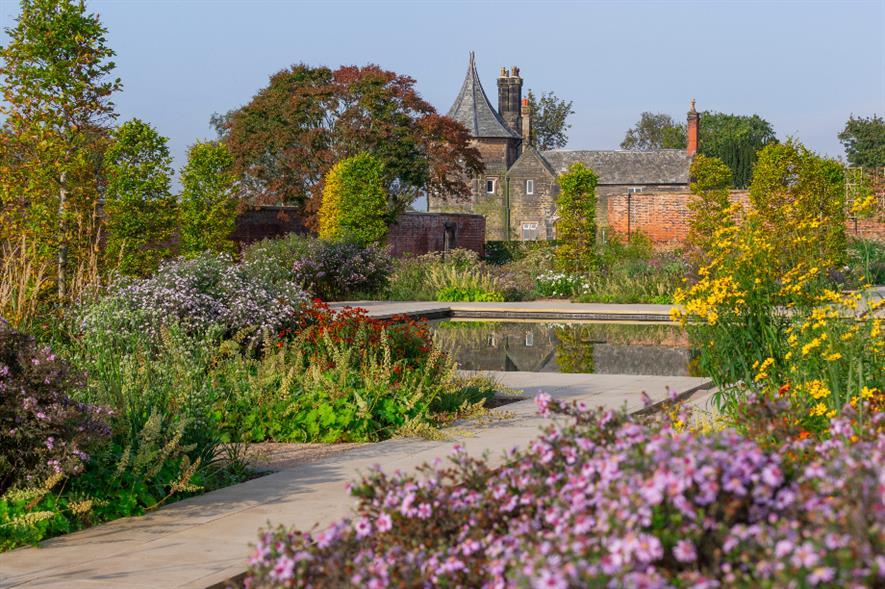 RHS Bridgewater's Paradise Garden - credit: RHS/Neil Hepworth