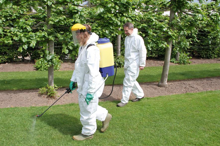 Pesticide training: driving standards up