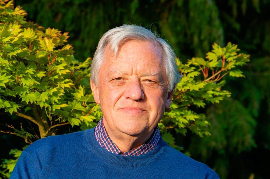 The Gardens Trust chairman Peter Hughes - credit: GT