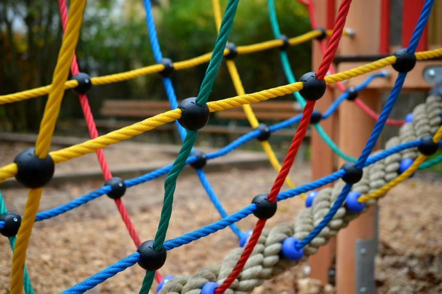 The updated guidance covers play areas in parks and gardens. Image: Pixabay