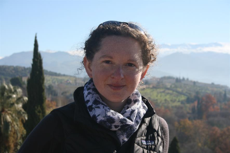 Northumbria University senior lecturer in ecology Katherine Baldock - credit: Northumbria University
