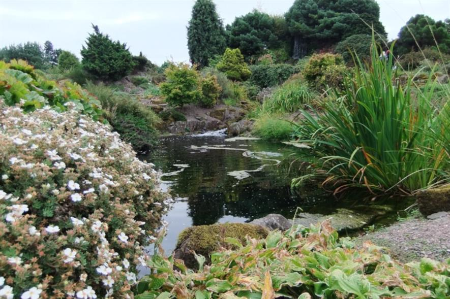 Royal Botanic Gardens Edinburgh. Image: HandsLive/Flickr (CC-BY-2.0)