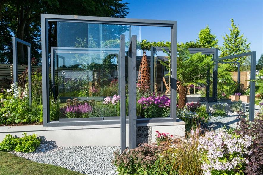 Through the Looking Glass by Pip Probert. Image: RHS