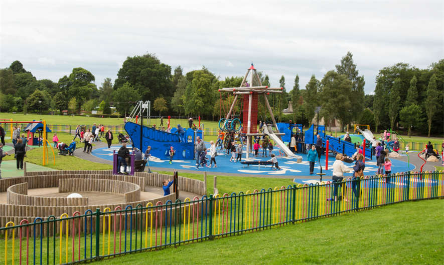 Rouken Glen Park. Image: East Renfrewshire Council